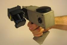 Hand held 3D scanner